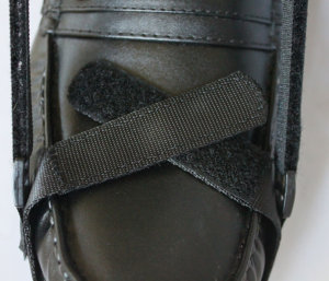 Foot Drop Brace With Toe Straps